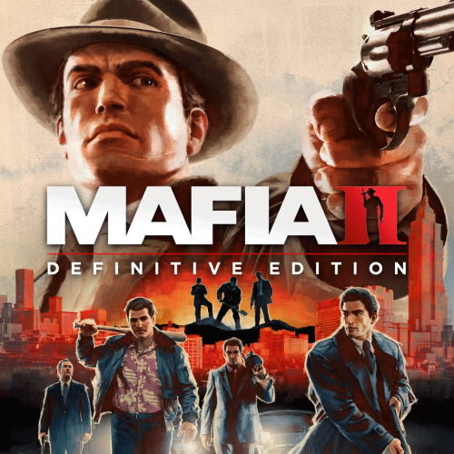 Мафия 2 / Mafia II: Definitive Edition (2020)